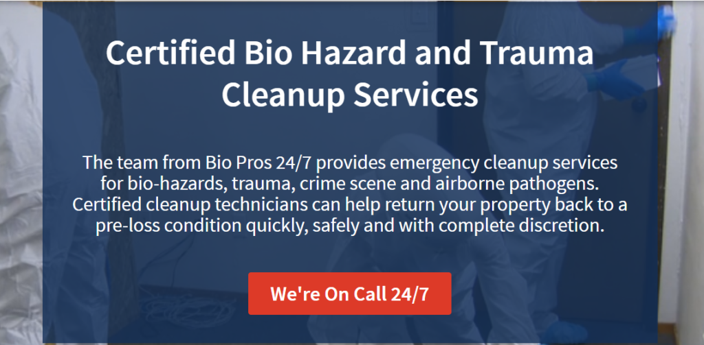 Bio Pros Service in Minneapolis
